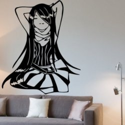 Chica Anime Japonés
