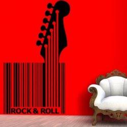 Código de Barras Rockero