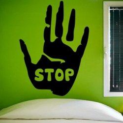 Mano de Stop