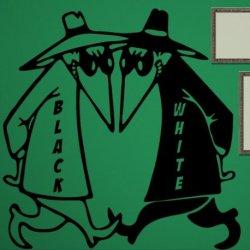 Detectives Blanco y Negro