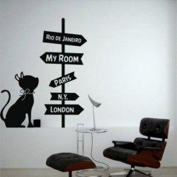 El Gato y las Señales de Guía