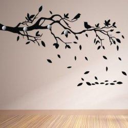 Percheros en vinilo for Tipos de arboles decorativos