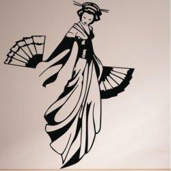 El Baile de Una Geisha