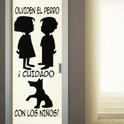 Cuidado con los Niños