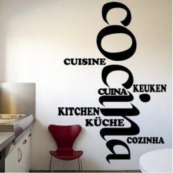 Los Idiomas de la Cocina
