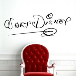 Firma de Walt Disney