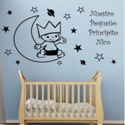 El Bebé Príncipe en la Luna