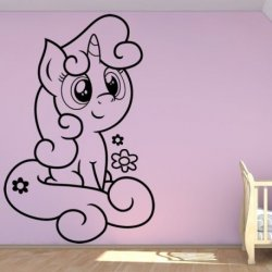 El Unicornio Bebé