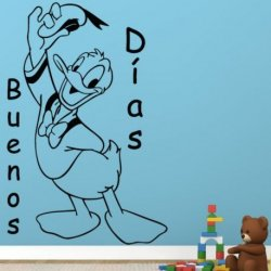 El Saludo del Pato Donald