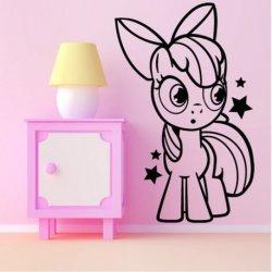Mi Pequeña Pony entre Estrellas