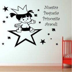 La Princesa sobre Estrella