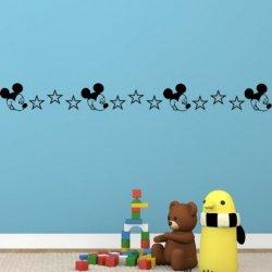 Mickey Mouse y Estrellas