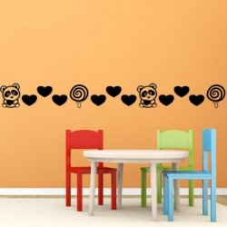 Ositos Panda Amorosos