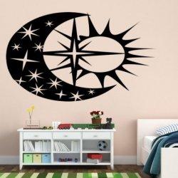 Luna Sol y Estrellas Infantiles