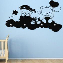 Ositos Raperos en las Nubes