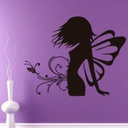 El Hada de la Mariposa al Viento