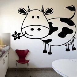 La Vaca y la Flor