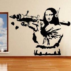 Banksy y la Gioconda