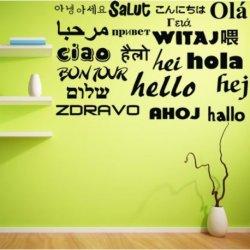 Hola y sus Idiomas