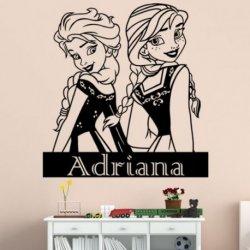 Elsa y Ana Princesas del Hielo