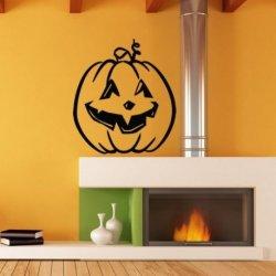 Simpática Calabaza de Halloween