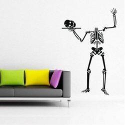 El Esqueleto de Halloween
