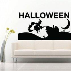 El Cementerio en Halloween