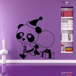 El Oso Panda Navideño