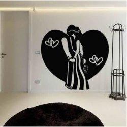 Pareja de Enamorados en San Valentín