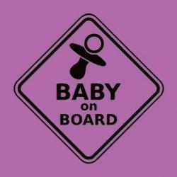 Rombo Baby on Board