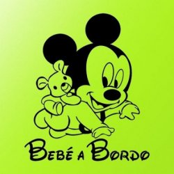 Mickey Mouse Gateando