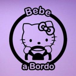 Hello Kitty Conductora