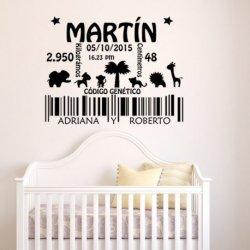 Código Genético de mi Bebé