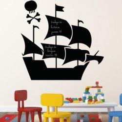 El Temible Barco Pirata