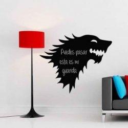 El Lobo de Juego de Tronos