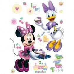 Minnie y Daisy haciendo Cupcakes
