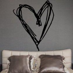 Garabato en Forma de Corazón