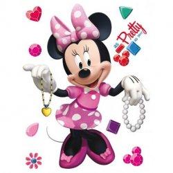 Minnie Mouse con joyas