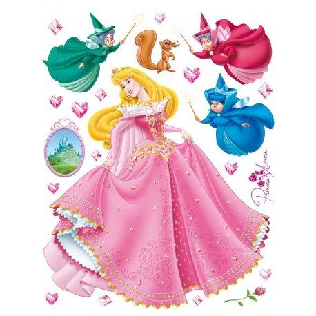 Princesa Aurora La Bella Durmiente