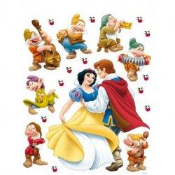 Blancanieve bailando con el Principe