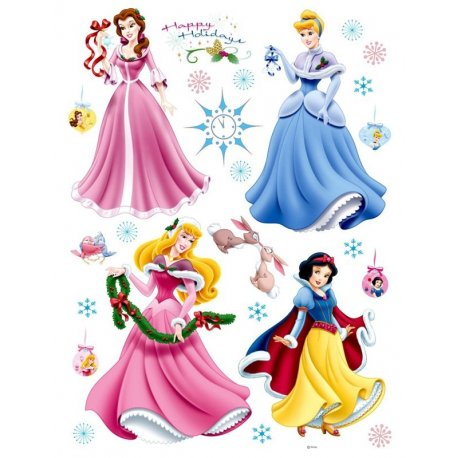 Las Princesas Disney