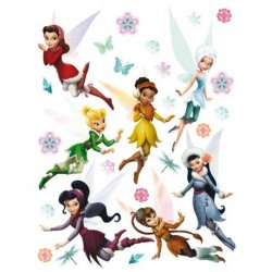 Disney Campanilla y sus amigas