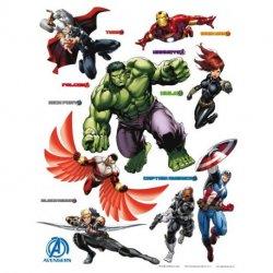 Personajes de Los Vengadores