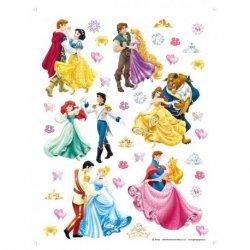Princesas Disney bailando