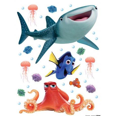 Dory y Nemo Disney