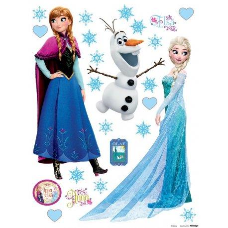 Frozen Anna y Elsa