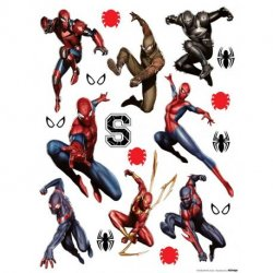Versiones de Spiderman