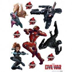 Personajes peliculas Marvel