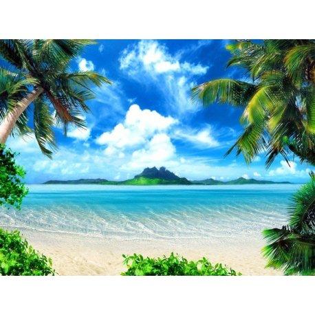 Vistas a la Isla Misteriosa