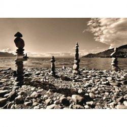 Piedras en Equilibrio Zen